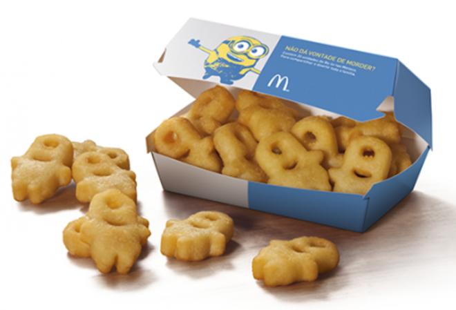 McDonalds-Minions