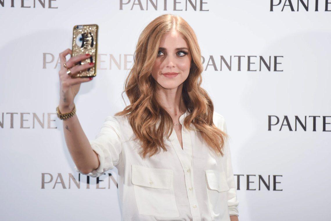 Chiara Ferragni, nueva imagen mundial de Pantene